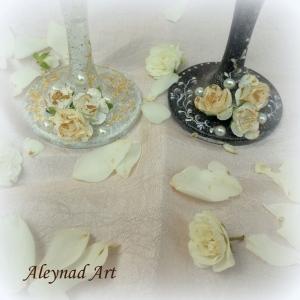 trandafiri nunta